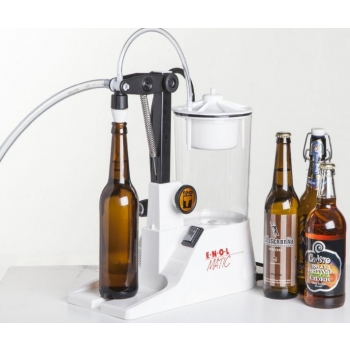 Villimisseade Enolmatic, gaasilised joogid (Beer kit)