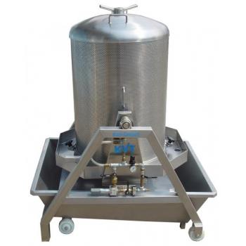 Suruõhupress 400l Maxi-Compact 1000kg/h