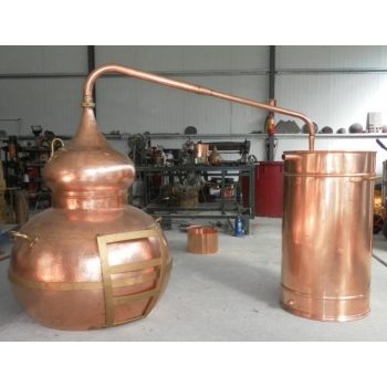 Destilaator 300L Alembrics