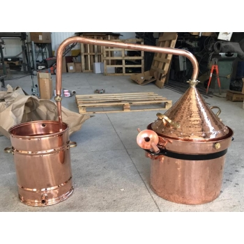 Destilaator 40L Alembrics veesärgis