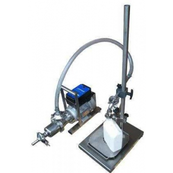 Dosaator-pump DOS-EPH 250-5000ml viskoosele toormele