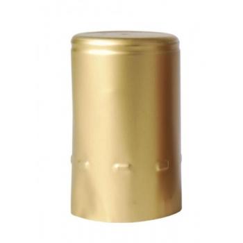 Alumiiniumkapsel kuldne 1000tk Ø30,5x50mm