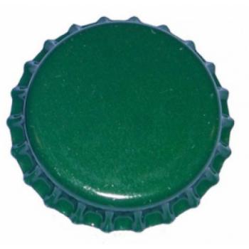 Kroonkork 29mm 200tk, roheline