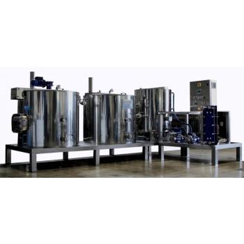 Pruulimiskatla komplekt Enobeer 400B 2x550L+500L