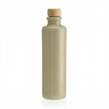 Keraamiline pudel 200ml matt/valge