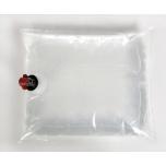 Säilituskott 5l läbipaistev, ventiil keskel 150tk/pakk