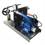Filtrikorpus Virgilio mini 10-plaadiga + pump