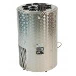 Pudelikaela külmutusseade 7-pdl'le 40-50pdl/h