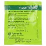 Kuivpärm SafCider 5g, siider (20-30l)