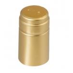 Termokahanev kapsel kuldne Ø31x55mm 100tk