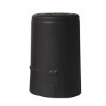 Alumiiniumkapsel must 1000tk Ø30,5x50mm