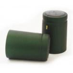 Termokahanev kapsel roheline Ø31x55mm 100tk