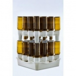 Pudelite nõrutusriiul Easy Drainer 50/32 pudelile