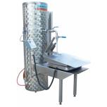 Pastörisaator-villija mkpa 100 90l/h + mahla säilituskottide villija
