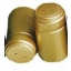 Termokahanev kapsel kuldne Ø31x55mm 1000tk
