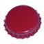 Kroonkork 26mm 200tk, punane