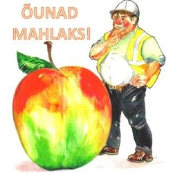 Õunamahla tegemise teenus - avame 24.august