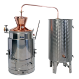 Destilaatorid 10-100l