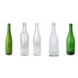 klaaspudelid kuni 1000ml