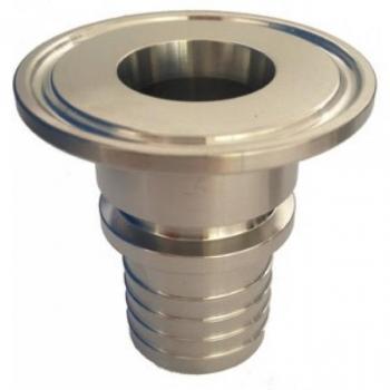 Klamber-liitmik DIN 32676 D50,5mm 38mm voolikule