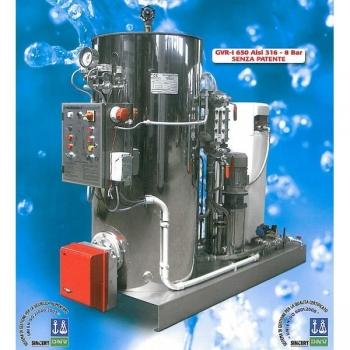 Aurukatel 45-1000kg/h 5bar