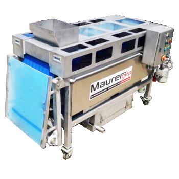 Lintpress Maurer MKSP 400-600kg/h