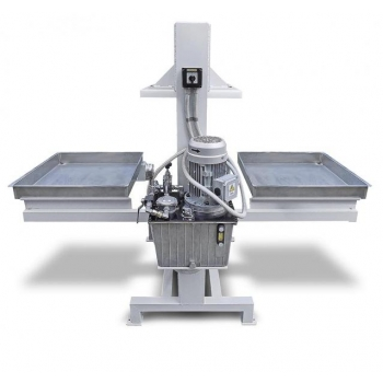 Pakkpress PP600 kuni 600kg/h 24T pressurve