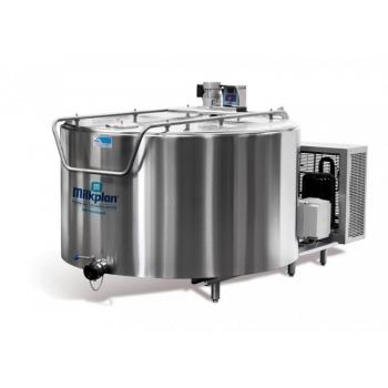 Piimajahuti MPV-500 500L, Milkplan