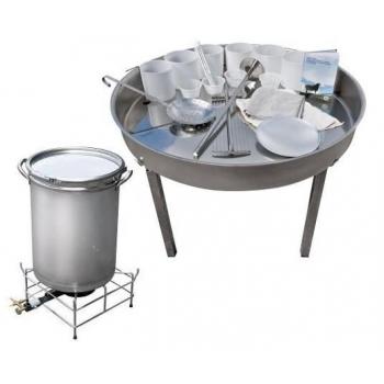 Juustu ja või valmistamise kpl. MINI-DAIRY 65L