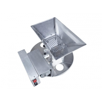 Linnaseveski & teraviljajahvati M100E 100kg/h
