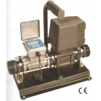 Elektromagneetiline mõõtja-dosaator pumbaga