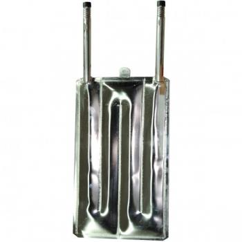 Roostevaba jahutuspaneel Mini 370xH1000mm