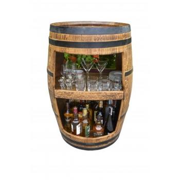 Tammevaadist Serveerimislaud Barrel-Wet 70x96cm