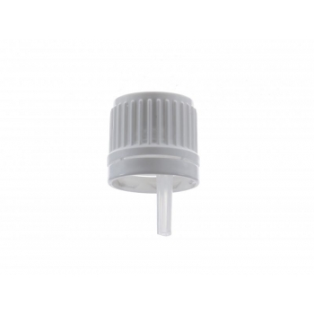 Kork tilgutiga 18mm GL18, valge 100tk/pakend