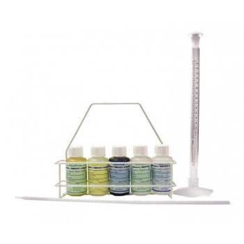 Vedeliku PH + sulfiidide test-komplekt Vinoferm