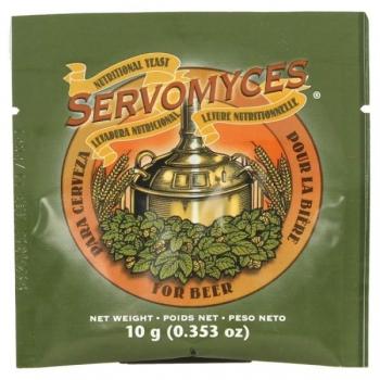 Pärmi toitaine Lallemand Servomyces 10g, BIO (kuni 1000l)