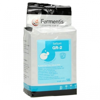 Alkopärm SafSpirit GR-2 500g, puhas alkohol