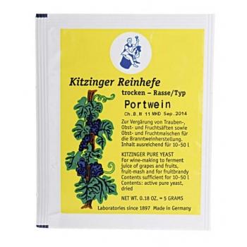Kuivpärm Kitzinger Portvein/kuiv 5g/50l