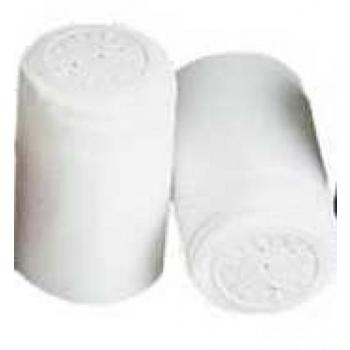 Termokahanev ehk termokapsel valge Ø30.5x50mm 100tk