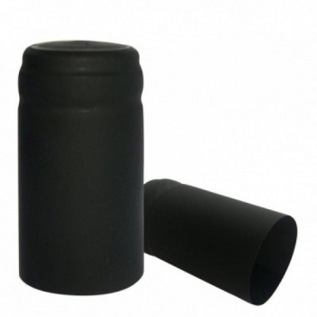Termokahanev ehk termokapsel must Ø31x55mm 1000tk