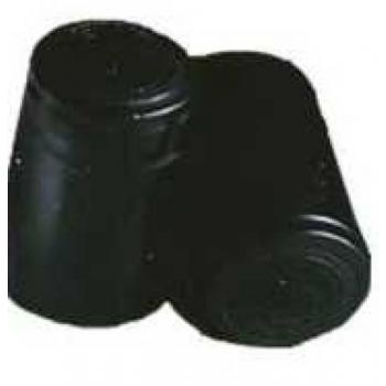 Termokahanev ehk termokapsel must Ø30.5x50mm 10 000tk