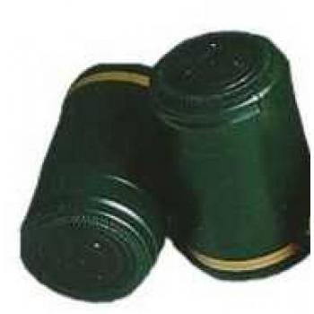 Termokahanev ehk termokapsel roheline-kuldne Ø30.5x50mm 10 000tk
