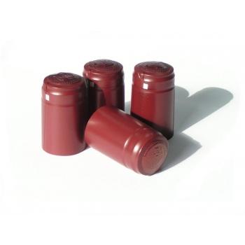 Termokahanev ehk termokapsel burgundia Ø30,5x50mm 1000tk*