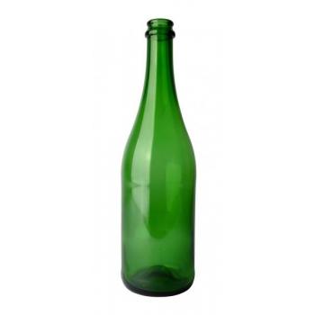 Klaaspudel 750ml Cider 560g 29mm 1274tk
