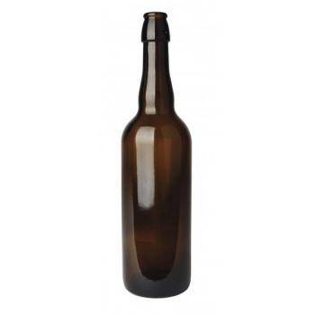 Klaaspudel 750ml Combi 680g 1421tk flip-top + kroonkork
