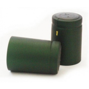 Termokahanev ehk termokapsel roheline Ø31x55mm 100tk