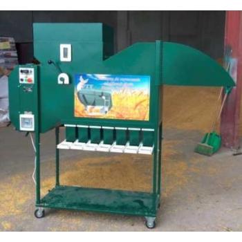 Seemnete separaator filter ISM-5 3-5t/h koos kotti kogumisega
