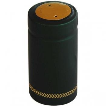 Termokahanev ehk termokapsel roheline Ø31x60mm 100tk