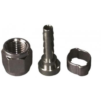 Ball-lock kiirliite voolikuotsik 8mm 1/8 keere