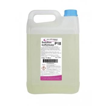 Käärituse STOP- vedel sulfit P18 (SO2) 5kg